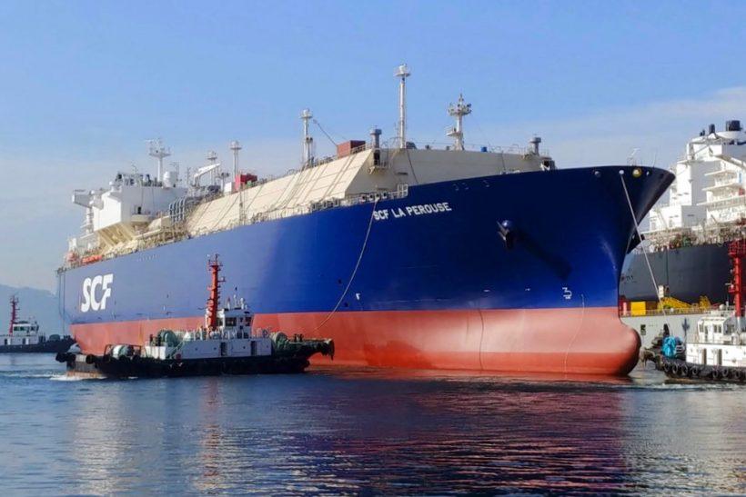 Sovcomflot builds its fleet