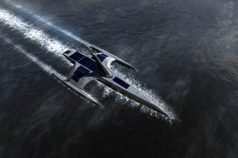 Wärtsilä comes onboard the Mayflower Autonomous Ship Project