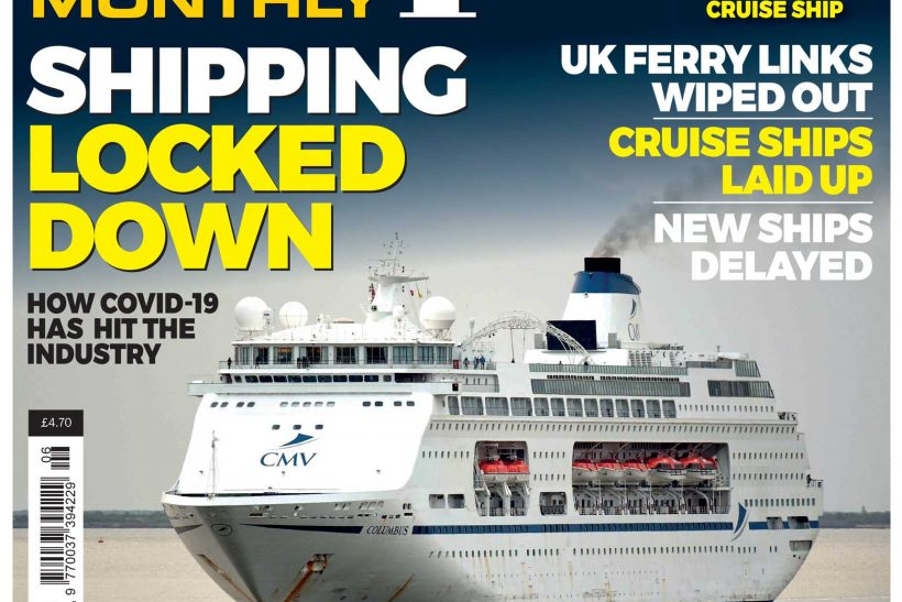 Ships Monthly June 2020 issue out now