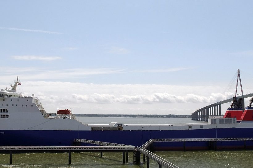 Stena Line reduces freight capacity as Covid-19 impacts business volumes