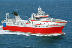 New research vessel for Greenland
