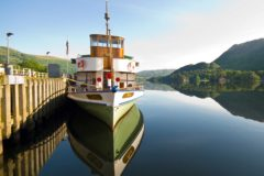Ullswater 'Steamers' to sail from 6 July