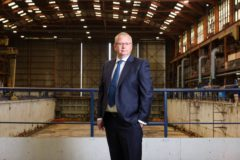 InfraStrata Acquires Appledore Shipyard in £7 milliomn Deal