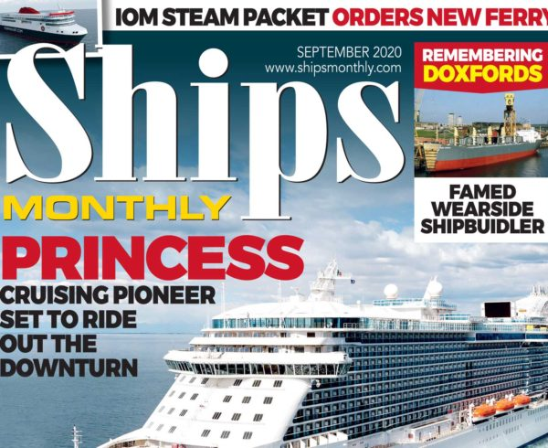 Ships Monthly Sept 2020 issue out now