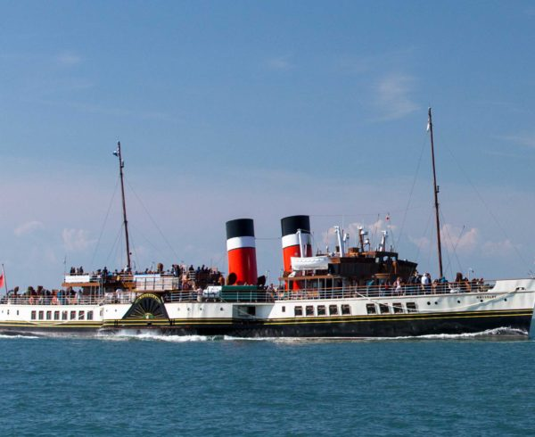 Waverley ready for a 17-day Clyde excursion season