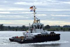 New Damen ASD Tug 2810 for Louis Meyer christened