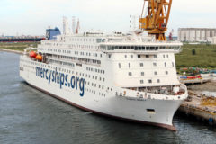 Wärtsilä powers world's largest NGO hospital ship