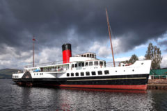 Maid of Loch celebrates 25 years of the charity