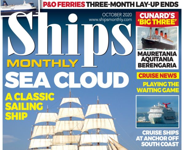 Ships Monthly October 2020 issue out now