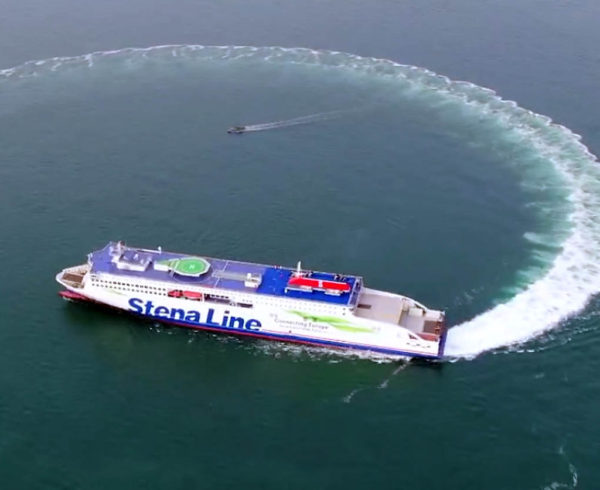Stena Embla successfully completes sea trials