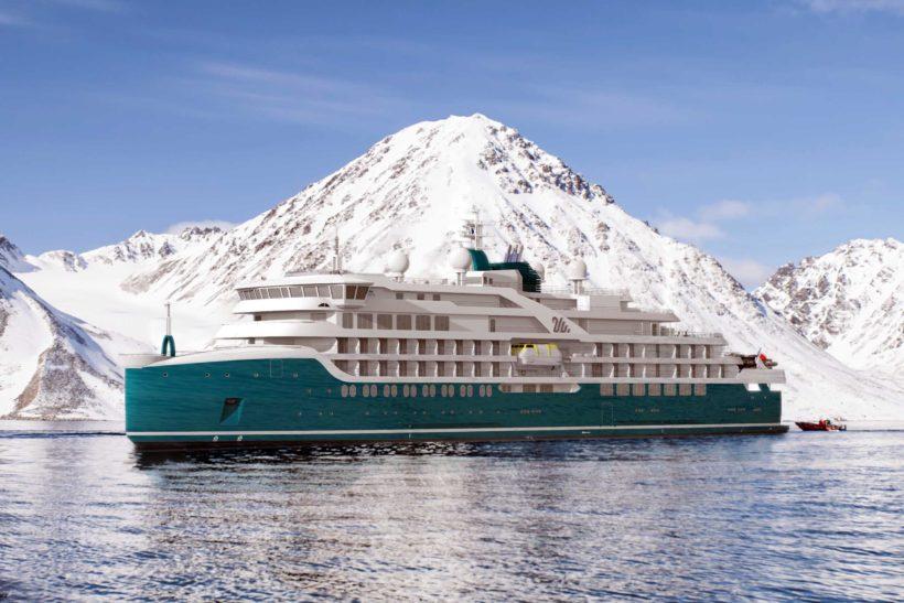 Swan Hellenic and Helsinki Shipyard announce new ship