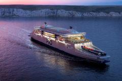 Wärtsilä selected to power new 'super ferries' series