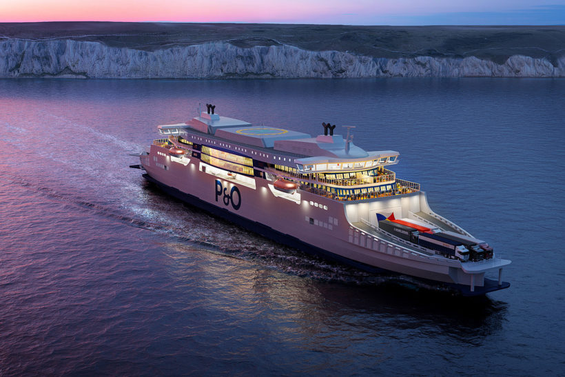Wärtsilä selected to power new 'super ferries' series