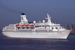 Astor leaves Tilbury for scrapping in Turkey