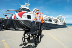 Hovertravel awarded the highest accessibility accreditation