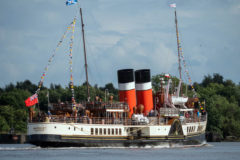 Covid-19 appeal for paddle steamer Waverley tops£130,000