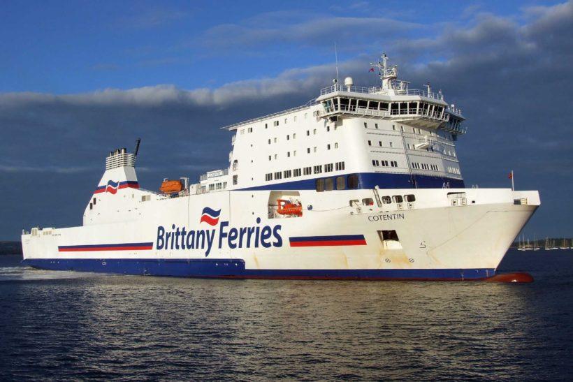 Poole ferry fleet changes as Cotentin returns