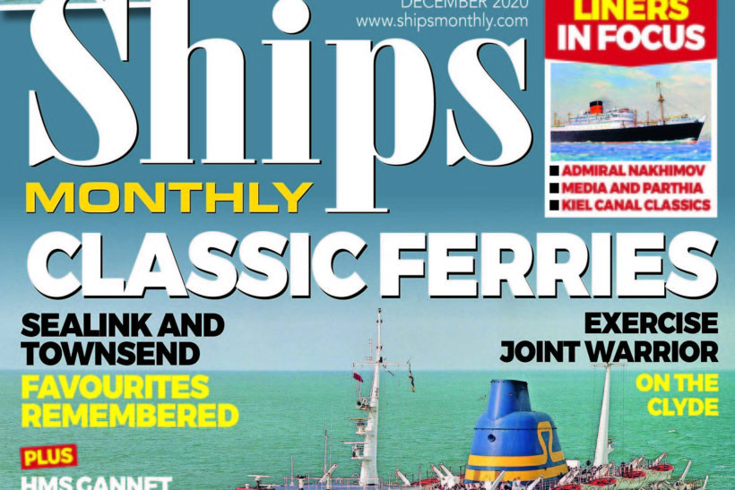 Ships Monthly December 2020 issue