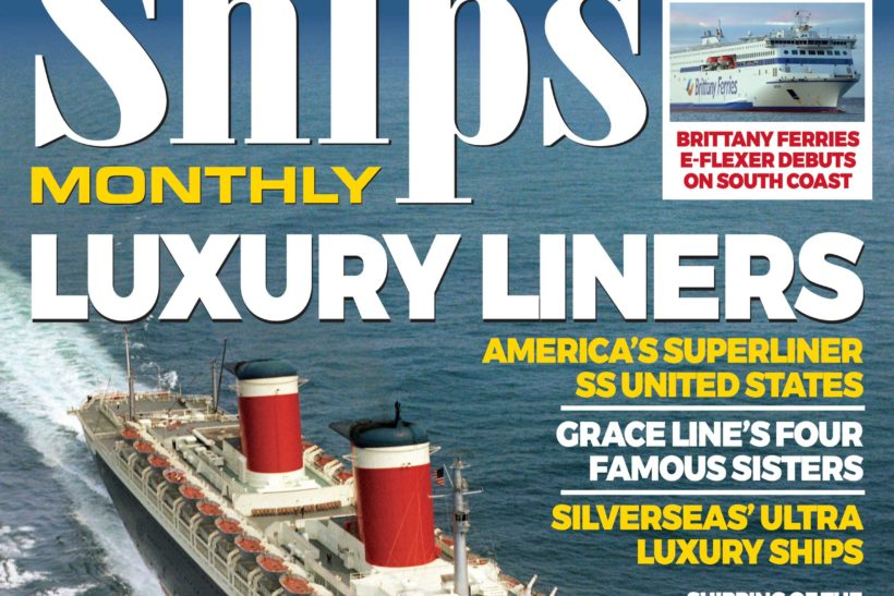 Ships Monthly January 2021 issue out now