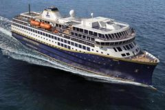 New environmentally friendly ships on Norwegian coastal route