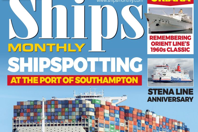 February 2021 issue of Ships Monthly out now