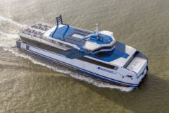 LNG-powered ferry Willem de Vlamingh enters service on 26 January 2021