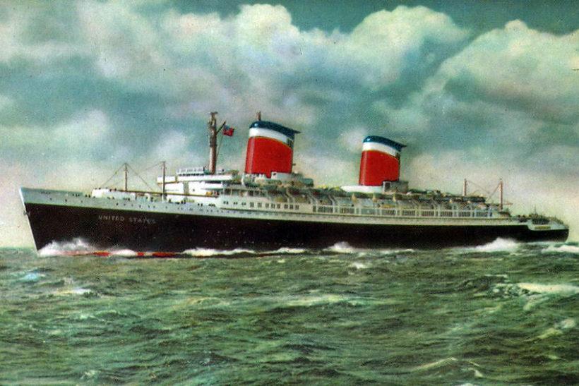 SS UNITED STATES: William Francis Gibbs' Superliner