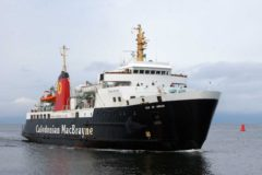 Arran ferry to move to Troon during Ardrossan Harbour work