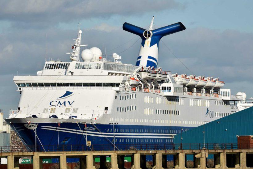 Cruise ship Magellan to be scrapped