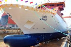 New passenger-cargo ship for India