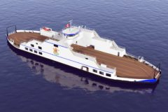 Hybrid Solution will minimise carbon footprint for new Canadian ferry