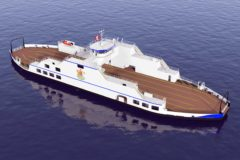 Wärtsilä Hybrid Solution will minimise carbon footprint for new Canadian ferry