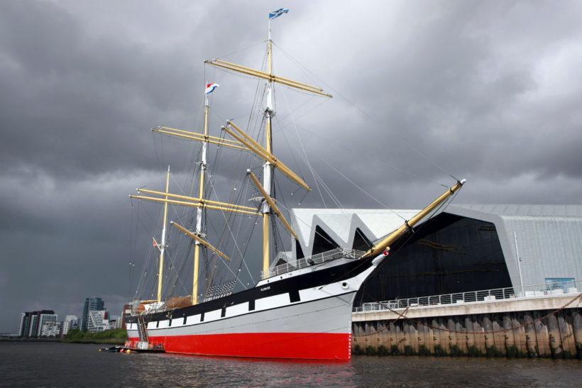 New sailing ship for Spanish Navy