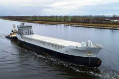 First newbuilding order for Dutch shortsea operator Longship Group