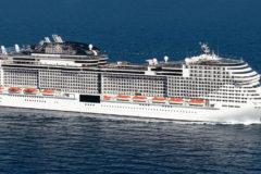 MSC Cruises to base MSC Virtuosa in Southampton for Round-Britain cruises