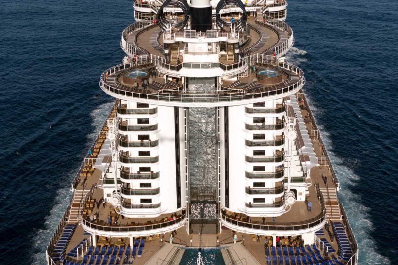 MSC Cruises announces a second ship in the Mediterranean