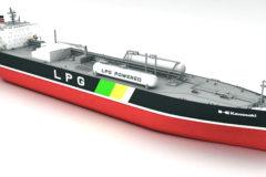 NYK orders LPG dual-fuel tankers