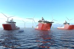 Aberdeen's North Star Renewables to design and deliver service vessel fleet for Dogger Bank Wind Farm