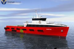 Strategic Marine wins Centus Marine contract for two 42m Fast Crew Boats