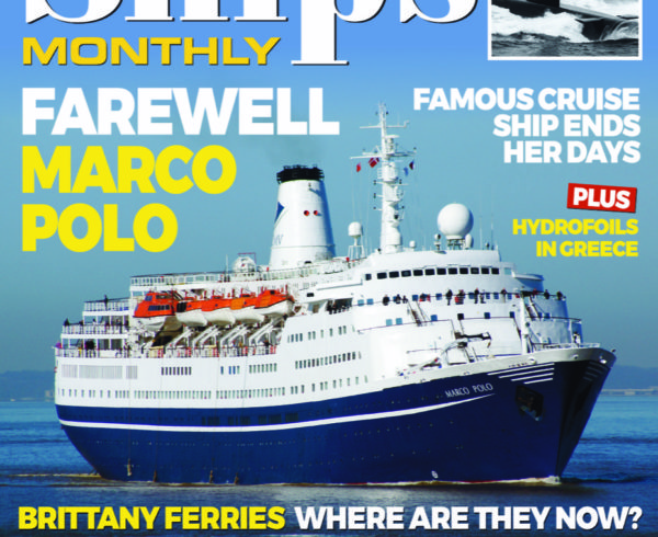 April 2021 issue of Ships Monthly
