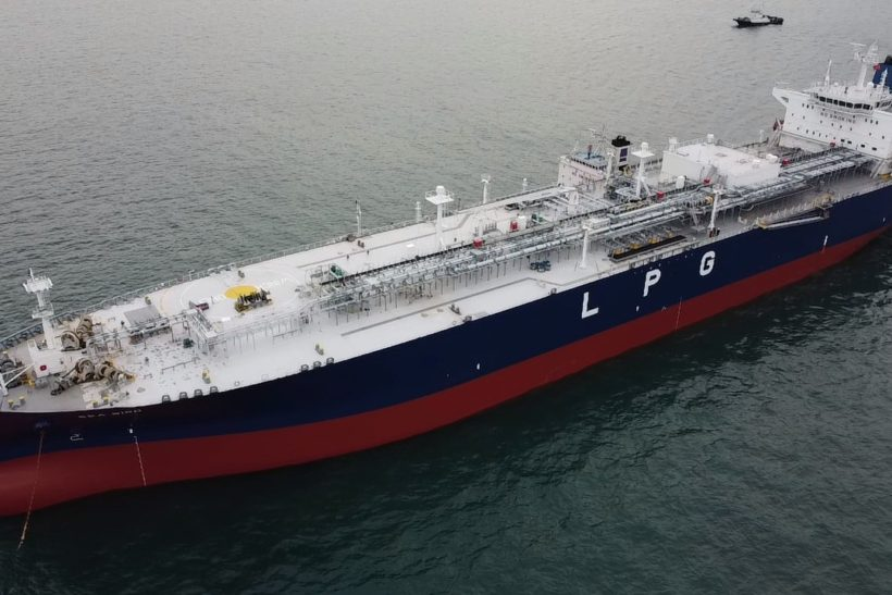 Wärtsilä to deliver systems for six very large LPG carrier vessels