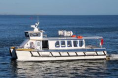 New Poole harbour ferry for Brownsea Island