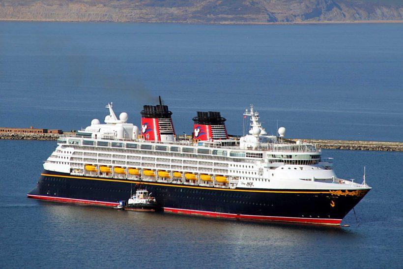 Cruise ship Disney Magic comes to Portland