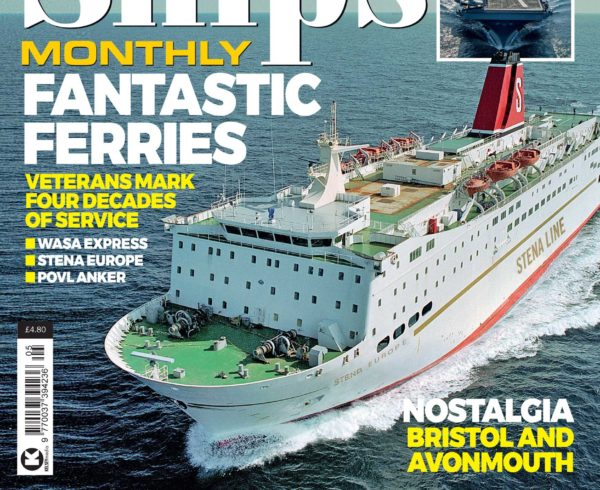 May 2021 issue of Ships Monthly