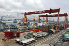 Shipbuilding industry rebounds as global orders placed