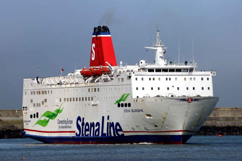 Stena Line is increasing sailings on its Fishguard-Rosslare route
