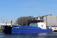 AMS buys a Damen FCS 2610 to serve the growing French offshore wind market