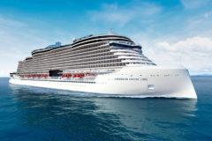 Norwegian Prima to be the first Leonardo class ship