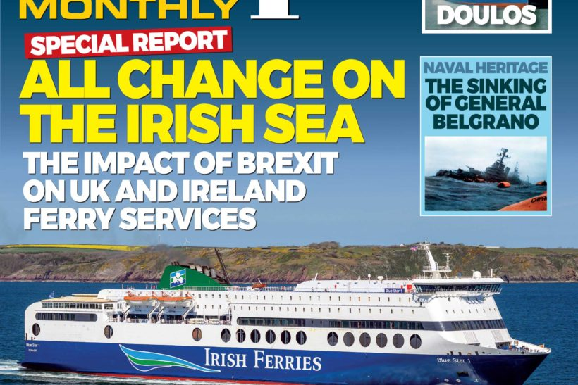 Ships Monthly June 2021 issue out now