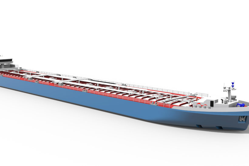 New tanker to be built for Stolt and BASF